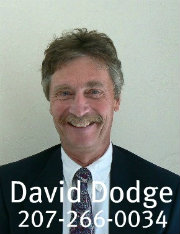 David Dodge at Margo Stanley Real Estate with Caption 180x234
