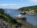 Frenchboro Maine view to North