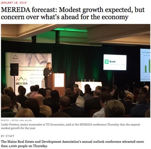 MERDA 2019 Forecast Headline and Photo