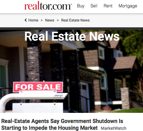 Realtor dot com daily headlines today 1222019