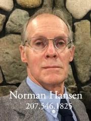 Norman Hansen 180 x 240