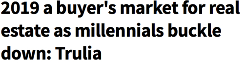 Fox Buyers Market for 2019 Headline
