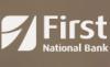 First National Bank Logo 1232019