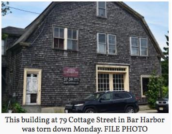 79 Cottage Street Bar Harbor