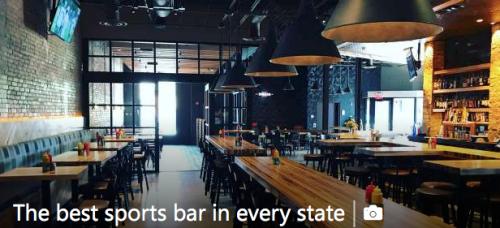 Best Sports Bar in Maine