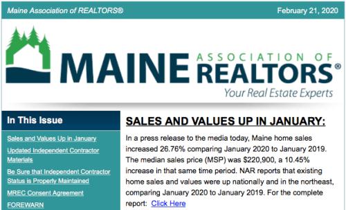MAR Sales Report 02212020