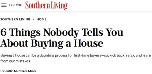 6 Homebuying Secrets