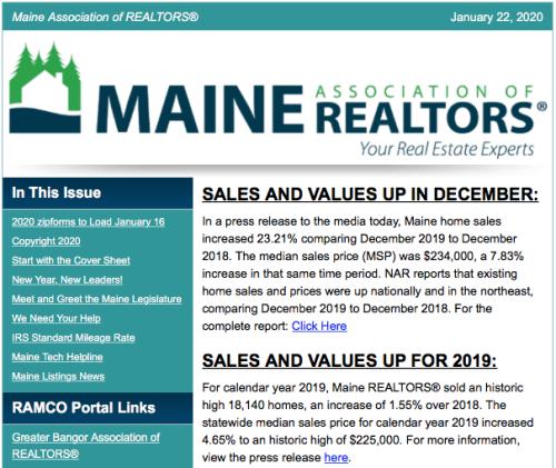 MAR Sales Report 01222020