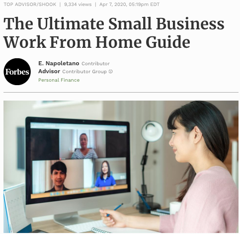Ultimate Work at Home Guide