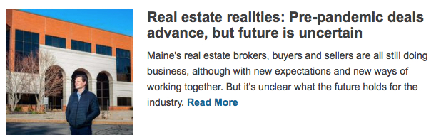 Real Estate Realities 04202020