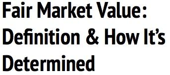 Fair Market Value 06082020