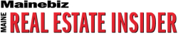 MaineBiz Real Estate Insider Logo