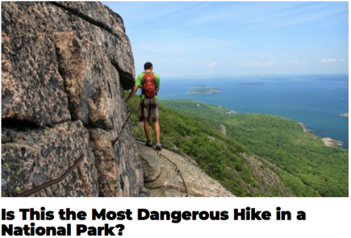 Most Dangerous Hike 2