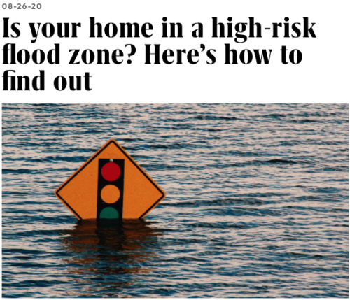 Flood Zone Risk