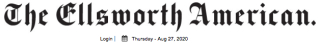 Ellsworth American Logo 9272020